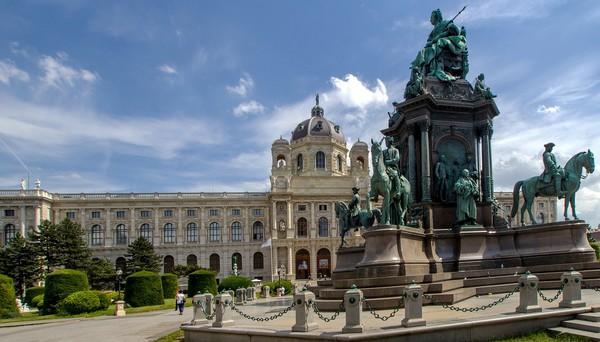 štvrť múzeí vo Viedni