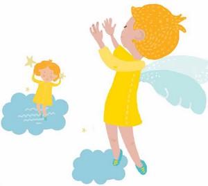 anjel Mama, nebo a ja