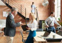 Za dobrým výkonom v práci hľadajte coworking