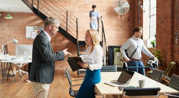 aké výhody má coworking?