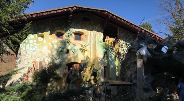 rozprávkový dom na myjavských kopaniciach