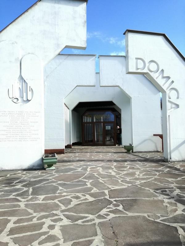 jaskyňa Domica vstup