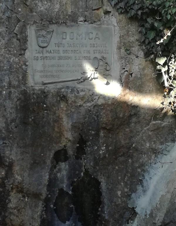 jaskyňa Domica objaviteľ