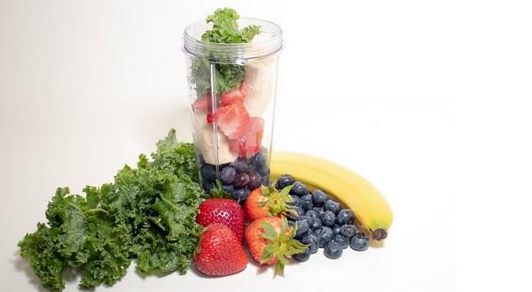 ovocie a zelenina pre jarný detox