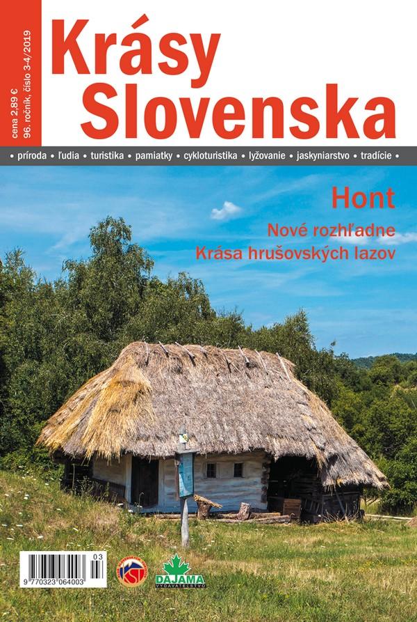 Krásy Slovenska 2019