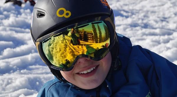 lyžiarske okuliare
