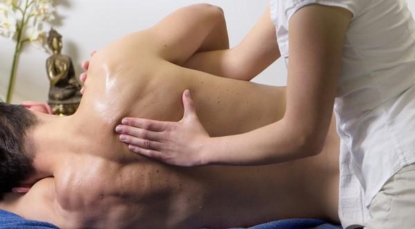 vhodná masáž pred športom
