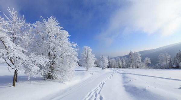 v lyžiarskom stredisku