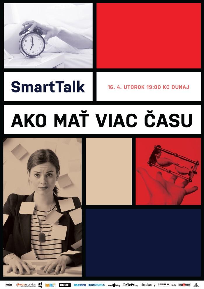 Ako mať viac času SmartTalk