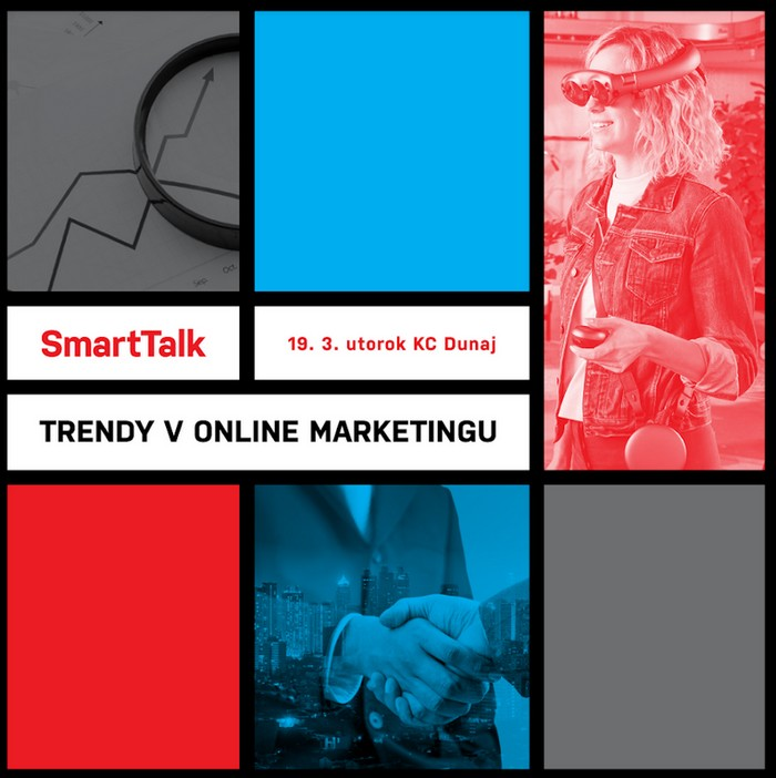 smart talk trendy v online marketingu