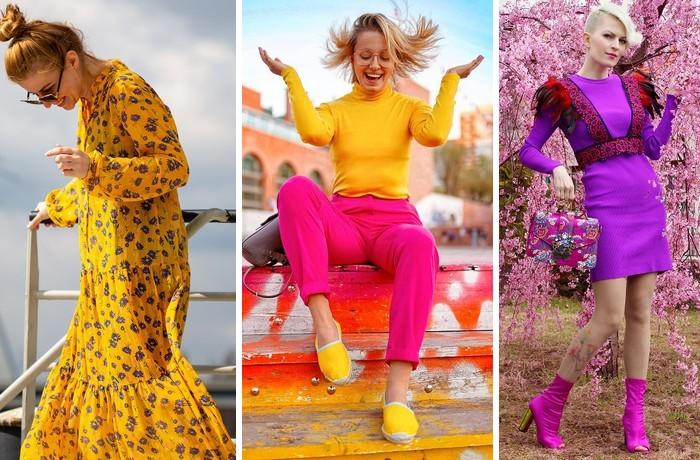 blogerky o tom ako kombinovať farby