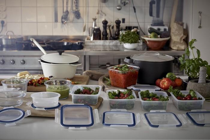 dózy na potraviny | Ikea