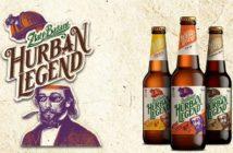 zlatý bažant Hurban Legend pivné špeciály