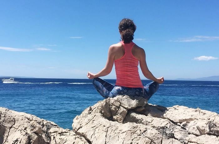 joga na ostrove Rab a Zuzana Štičková | zbavte sa bolesti chrbta