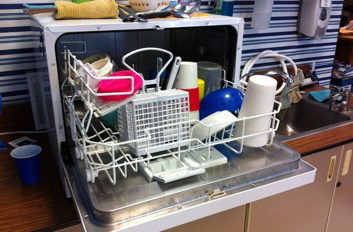 akú umývačku riadu?