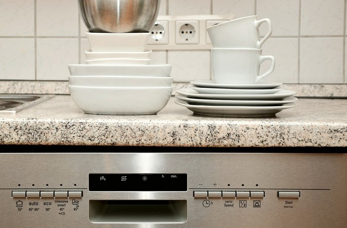 ako vyberať umývačky riadu