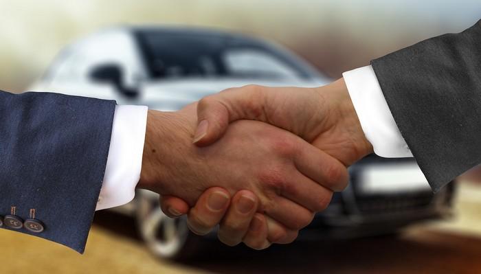 dohoda pri kúpe nového auta