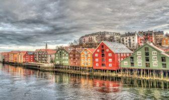 zaujímavosti Nórska - Trondheim