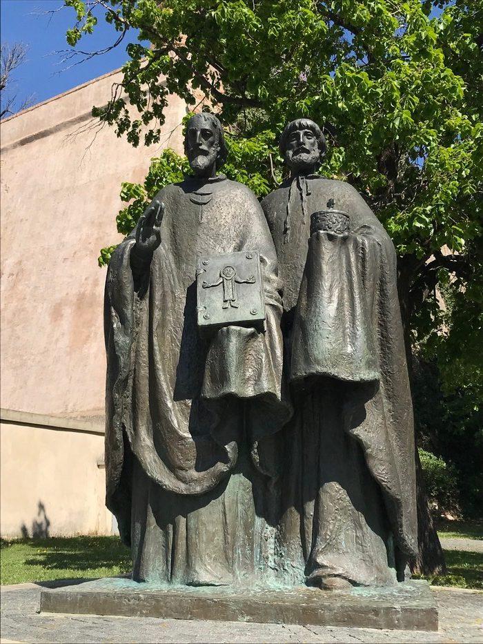 súsošie solúnskych bratov, sv. Cyril a sv. Metod