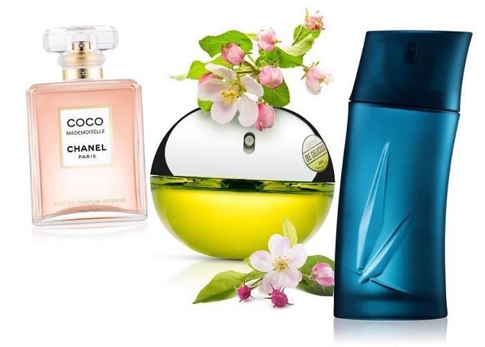 Tipy na jarné parfémy.