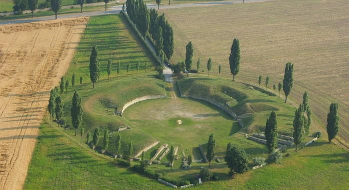 amfiteáter Carnuntum