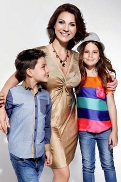 Andrea Coddington a výchova detí