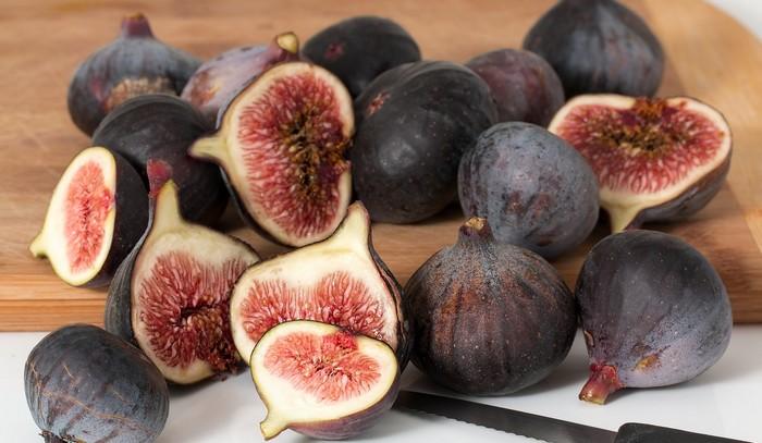 figy - typické ovocie pre Grécko
