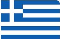 grécko zástava