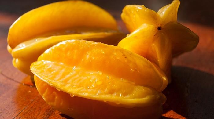 karambola typické ovocie pre Srí Lanku