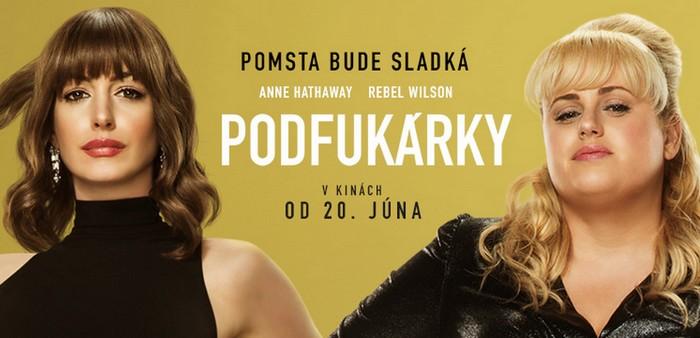 komédia Podfukárky v slovenských kinách