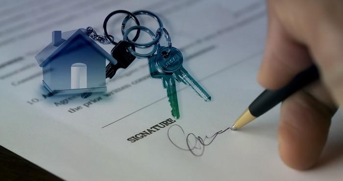 podpis zmluva nehnuteľnosť