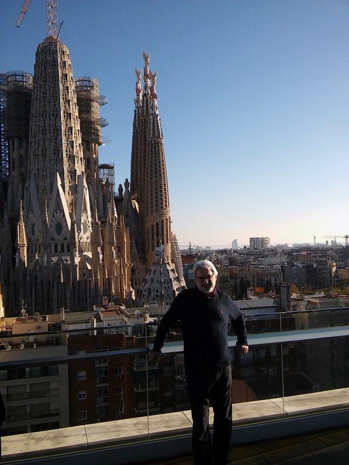 Marián Leško v Barcelone