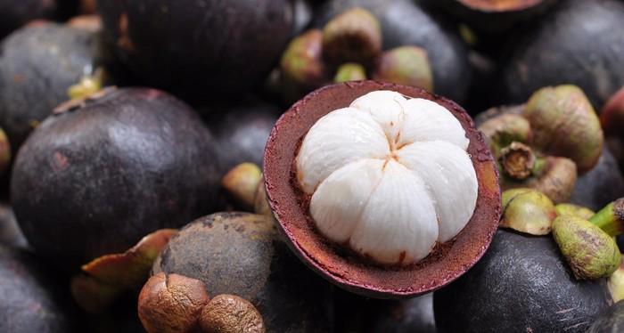 ovocie mangostána