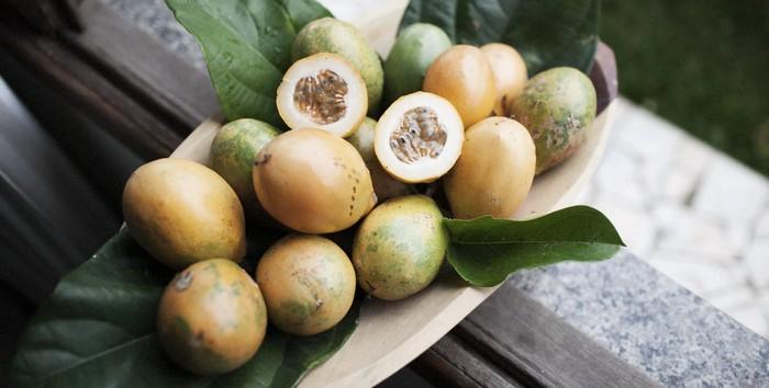 marakuja ovocie