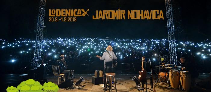 Letné festivaly 2019 - Jaromír Nohavica