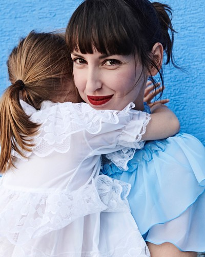 Tamara Heribanová a výchova detí