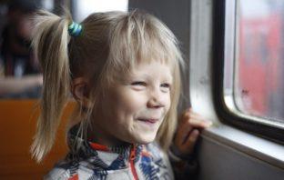 deti a dlhá cesta na dovolenku