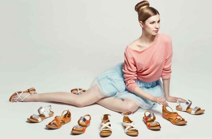 sandále Glami