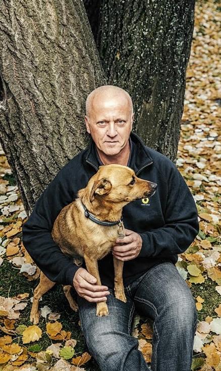 Jan Hnízdil a pes