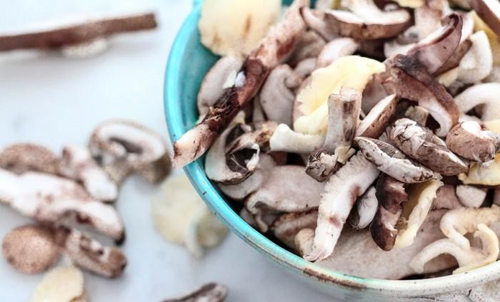 huby pre zdravú pečeň