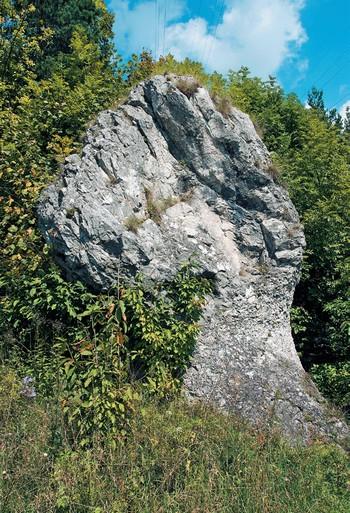 Jánošíkova päsť - záhadné miesta na Liptove