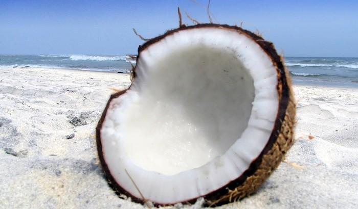 kokos pre zdravú pečeň