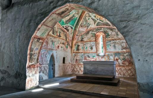 ludrová kostolík templár