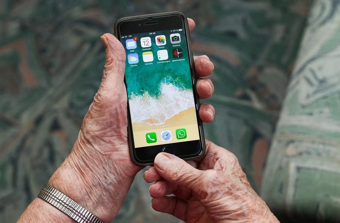 mobilné služby pre seniorov