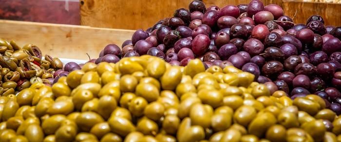 olivy pre zdravú pokožku
