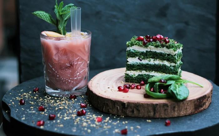 špenátový koláč recept letné dezerty