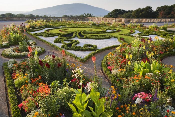 Schloss Hof záhrady výnimočný výlet