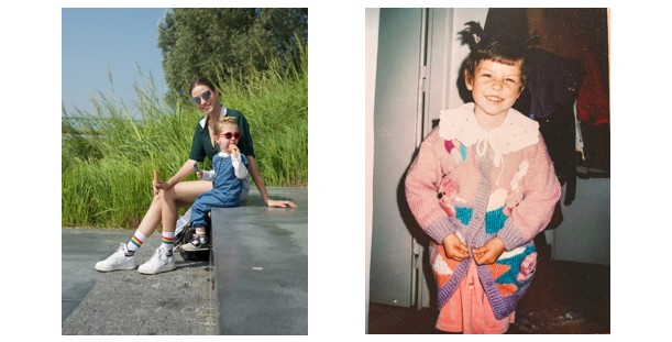 školské outfity obľúbených slovenských influenceriek Babsy Heribanová