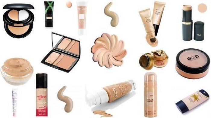 makeup kozmetika