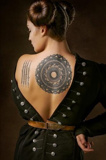 tetovanie tradičné vzory
